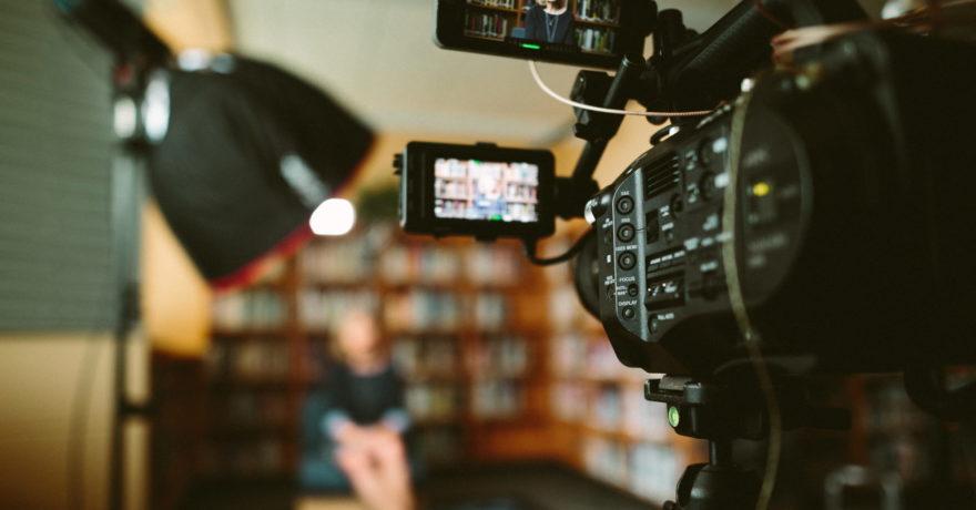 Interview camera